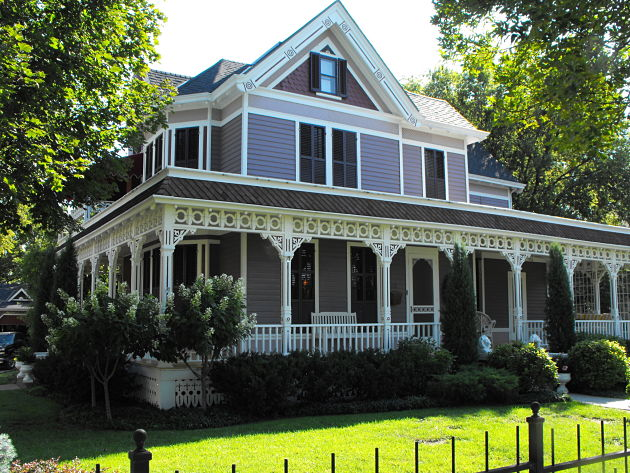 Historic home renovation energy guard midwest llc for Midwest home builders