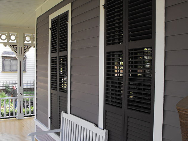 Energy Guard Midwest Windows With Shutters