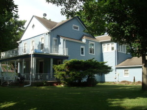 Historic Home Renovation Restoration Windows Siding Side Deck