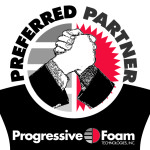 Preferred partner progressive foam siding