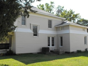 Windows Siding Roof Central Kansas Back