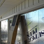Windows Siding Roof Central Kansas Close Up Insulation