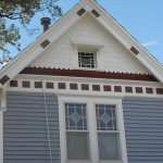 Windows Siding Western Kansas Trim-Work After