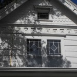 Windows Siding Western Kansas Trim-Work Before
